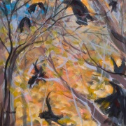 Crows-in-Branches