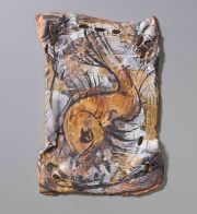 Tawny-Fish, wall piece