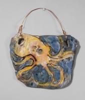 Octopus, wall piece